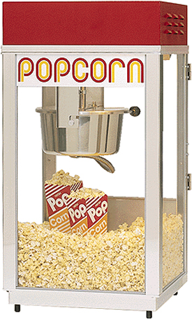 Where to find Popcorn Maker in Allentown