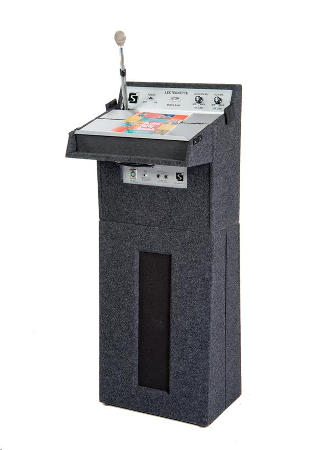 Lectern W Mic Speaker Rentals Allentown Pa Where To Rent