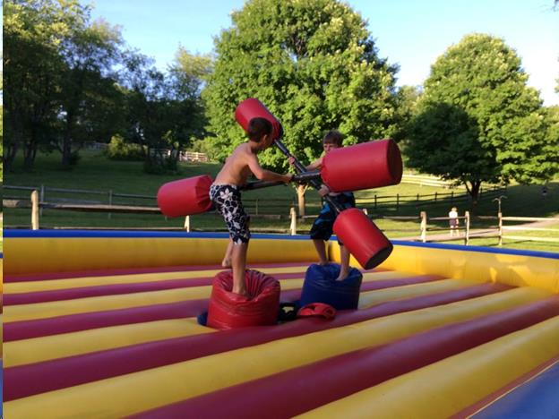 Where to find Bounce Jousting in Allentown