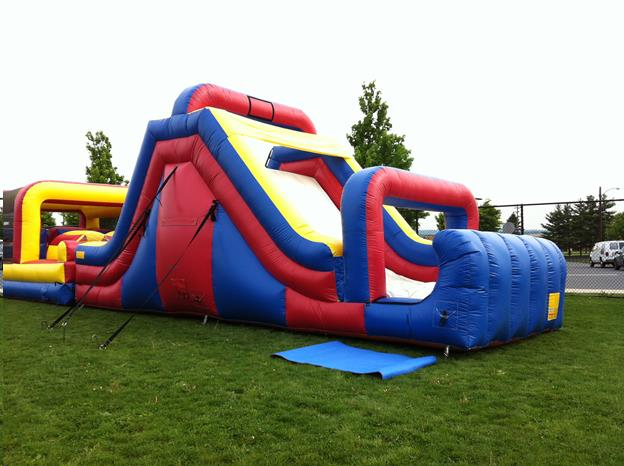 Where to find Bounce Inflatable DRY Slide in Allentown