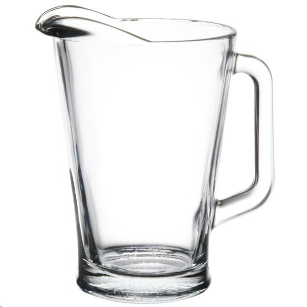 Where to find Water Pitcher, Glass  64oz in Allentown