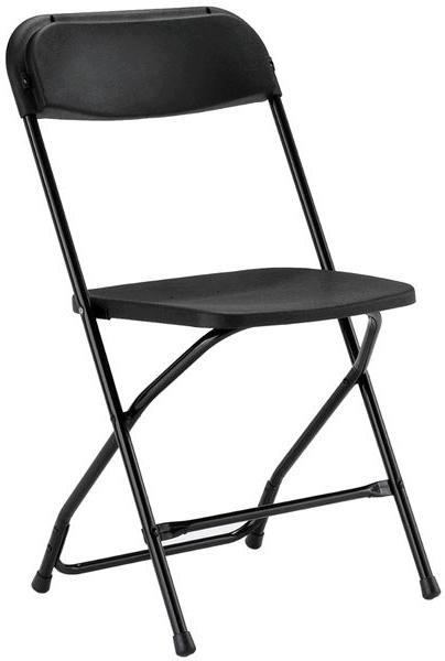 Where to find Chair Folding Aluminum Black in Allentown