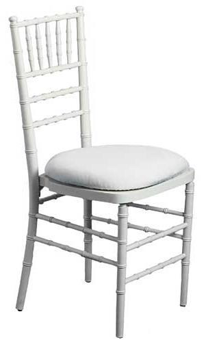Where to find Chair Chiavari White in Allentown