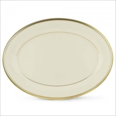Rental store for Plate Ivory w  Gold 12  Glass       2.25 in Allentown PA