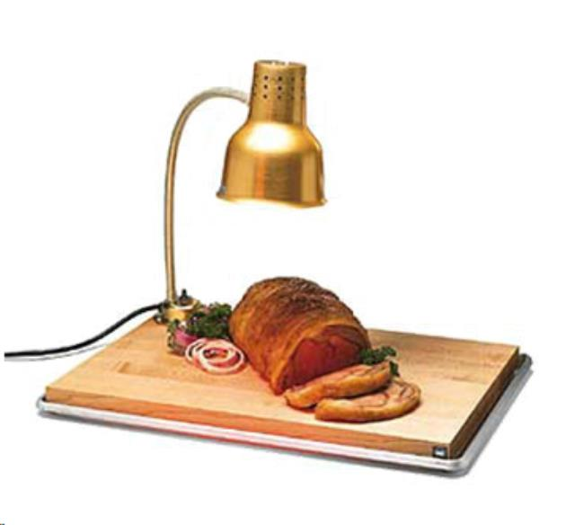 Meat carving station with heat lamp rentals allentown pa