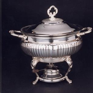 Where to find Chafer Silver     3 Qt Round in Allentown