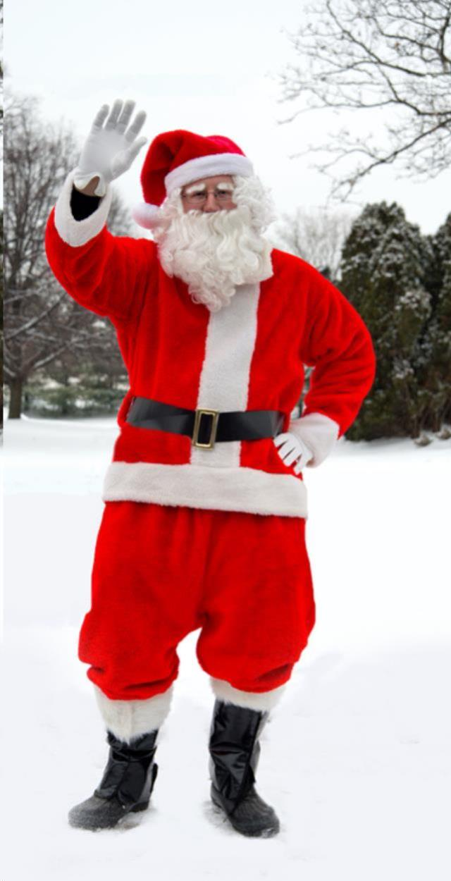Where to find Christmas Santa Suit in Allentown