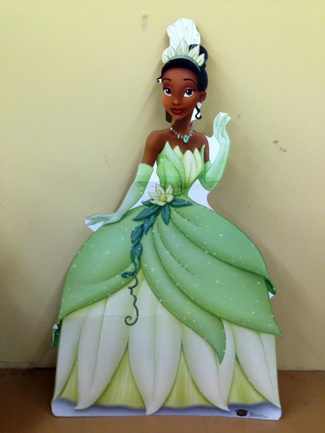 Where to find Standup Princess Tiana in Allentown