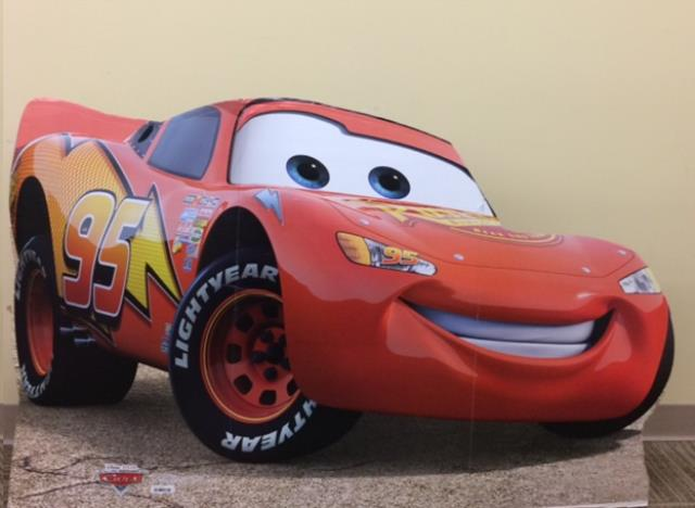 Where to find STANDUP LIGHTNING MCQUEEN in Allentown