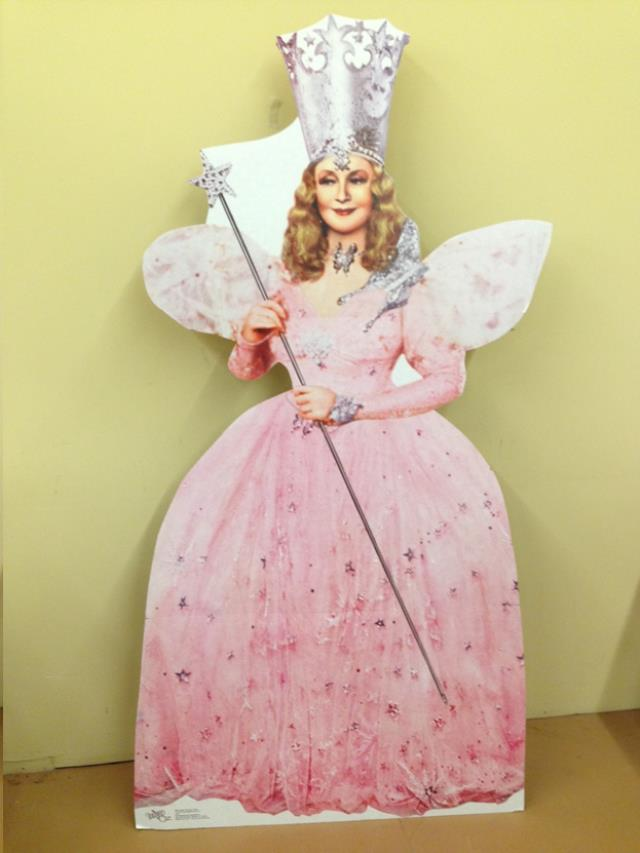Where to find STANDUP GLINDA THE GOOD WITCH in Allentown