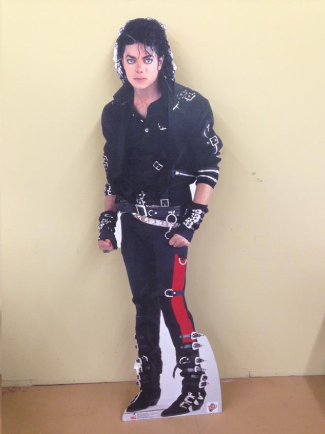 Where to find STANDUP MICHAEL JACKSON in Allentown