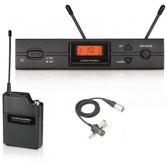 Where to find Wireless Microphone, Lapel External in Allentown
