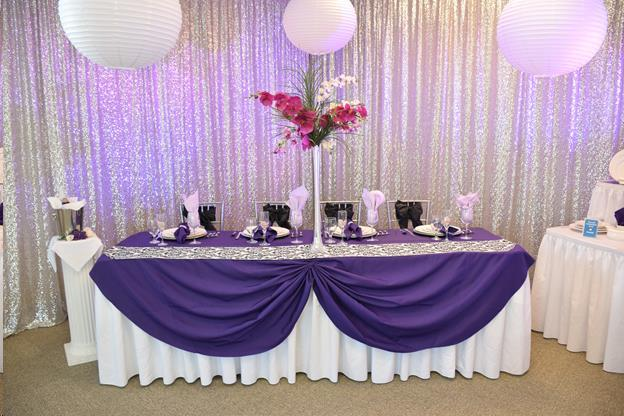Where to find 10 H x 10 W Drape Sequin Silver Backdrop in Allentown