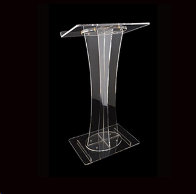 Where to find Lectern Lucite w o Mic in Allentown