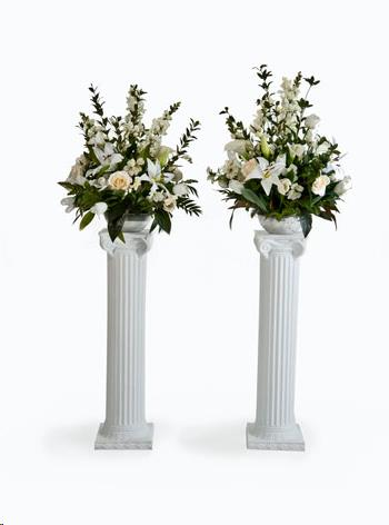 Where to find Decor Columns and Flowers in Allentown