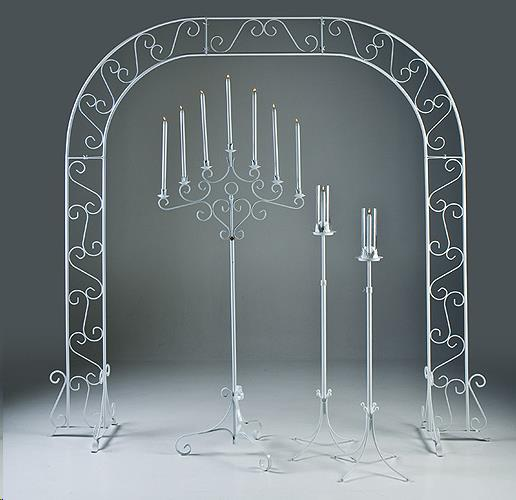 Where to find Arch and Floor Candelabras in Allentown