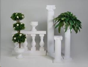 Where to find Decor Columns and Trees in Allentown