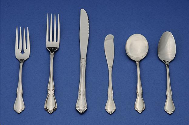 Where to find Stainless Flatware in Chateau style in Allentown
