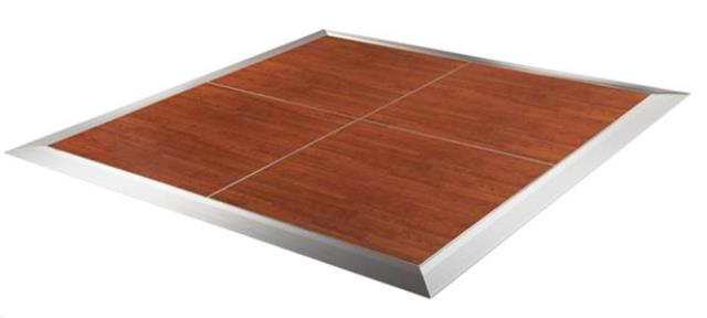 Where to find Dance Floor 4 X4  Section Silver Trim in Allentown