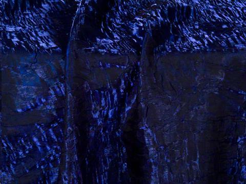 Iridescent Crush Royal Blue Linens Rentals Allentown Pa