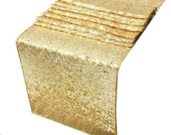 Rental store for Runner Gold Sequin Glimmer 12 x108  Pt in Allentown PA