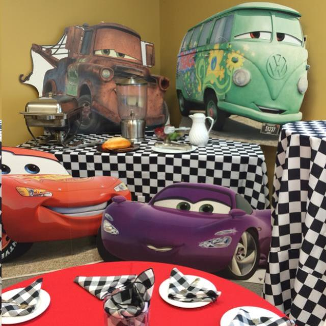 Where to find Standups Disney Cars           3.99 Each in Allentown