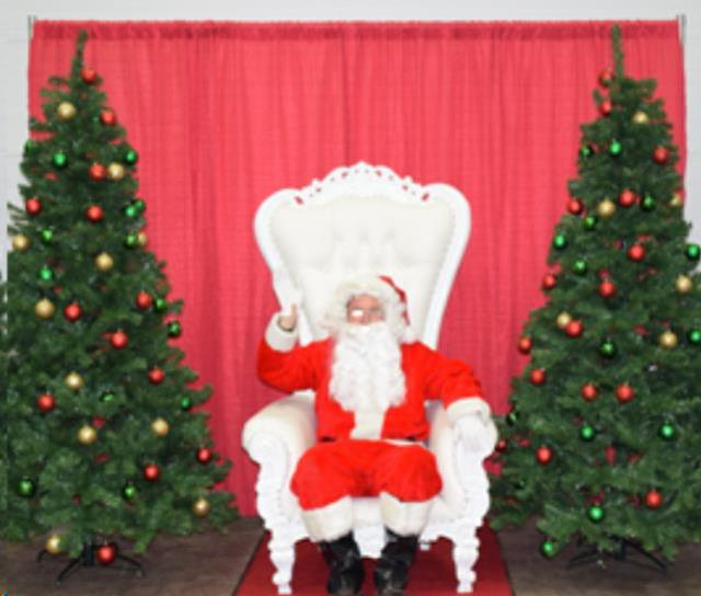 Where to find Christmas Backdrop in Allentown