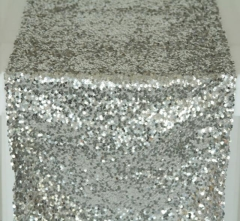 Rental store for Runner Silver Sequin Glimmer 12 x108  Pt in Allentown PA