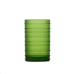 Rental store for Beverage Glass Jupiter Lime Green, 13 oz in Allentown PA