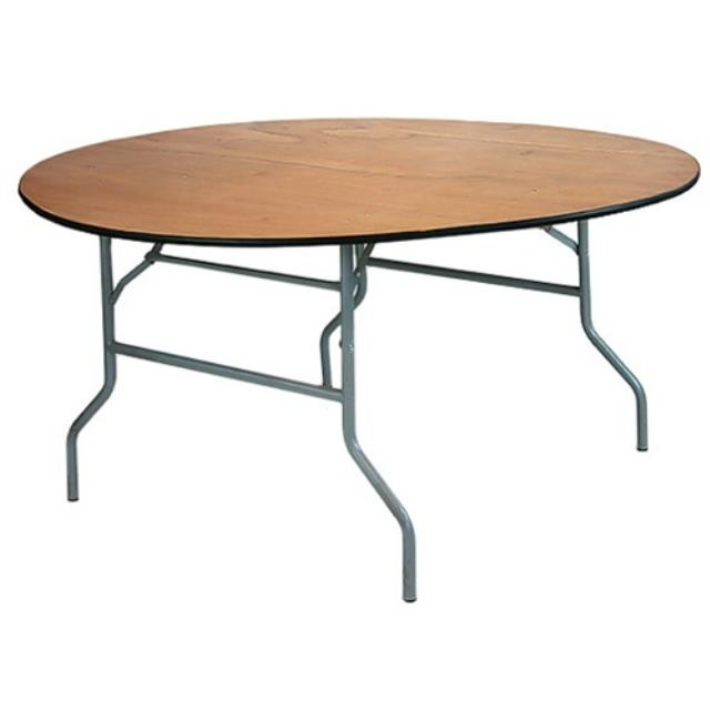 Where to find 4  Round USED Tables 4  x 30 Hi in Allentown