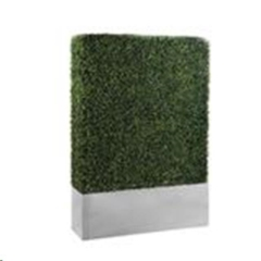 Rental store for Garden Wall 8 H x 4 W x 2 D White Pot in Allentown PA