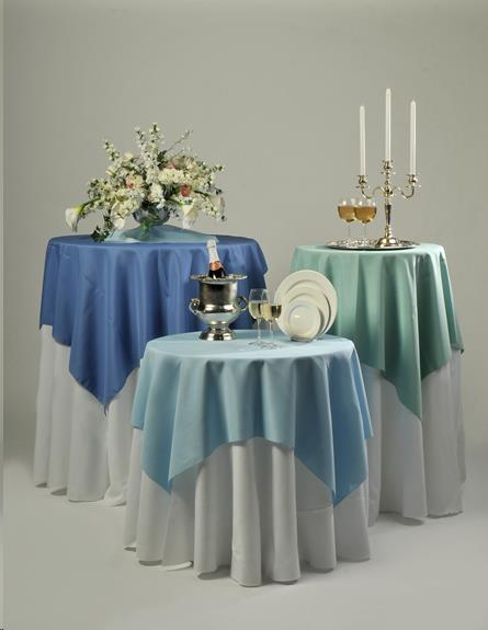 Rent Linen Square Toppers