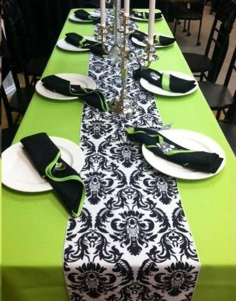 Rent Linen Table Runners